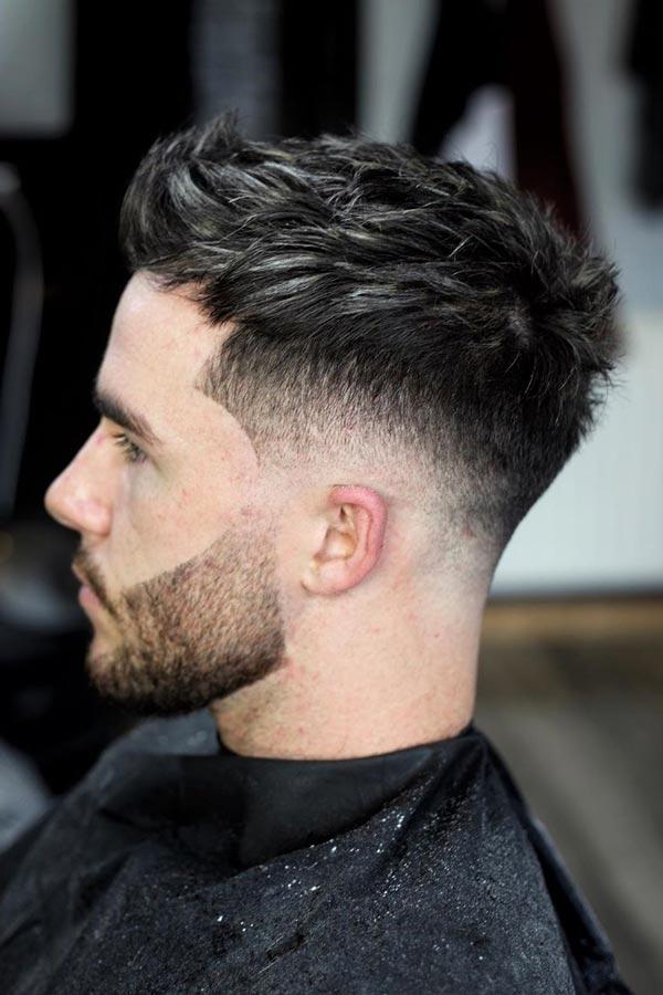 Fresh 9 ways how to style short hair step step tutorials Short Hair Men Style Choices