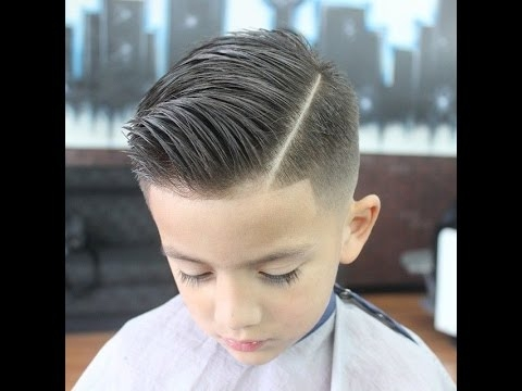 Fresh short hair style for boys youtube Hairstyles For Kids With Short Hair Boys Ideas