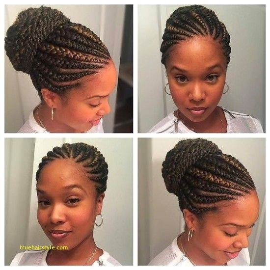 Fresh unique braided straight up hairstyles natural hair styles Straight Up Braided Hairstyles Inspirations