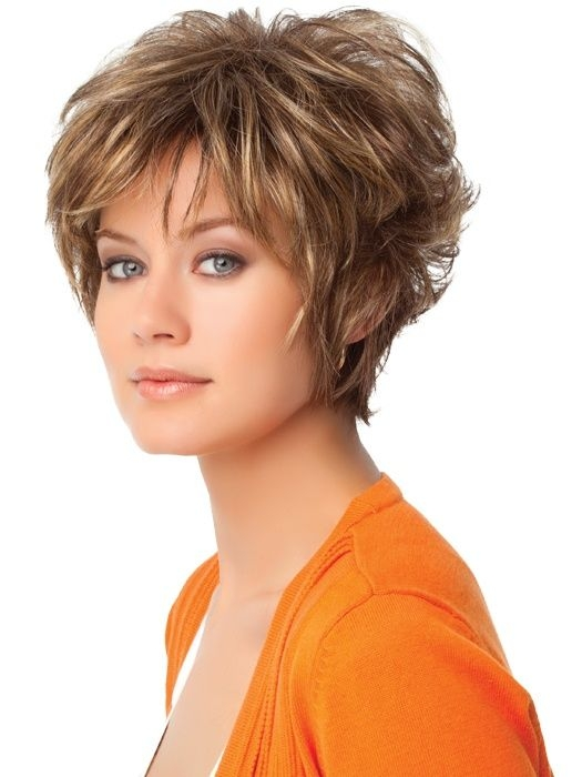 pin on recipes to try this week Short Layered Hairstyles For Thick Hair Pinterest Ideas