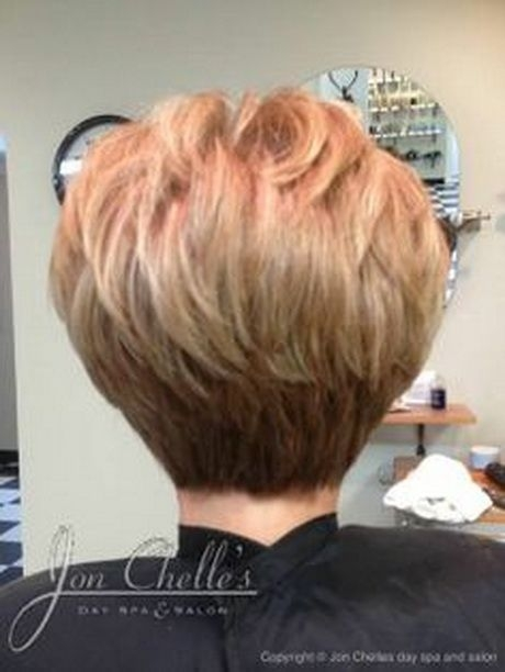 short stacked haircuts for women stacked haircuts short Short Haircuts With Stacked Back Inspirations