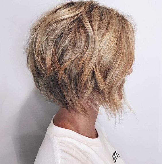 Stylish 10 ultra mod short bob haircuts 2020 Short Haircuts Bobs Ideas