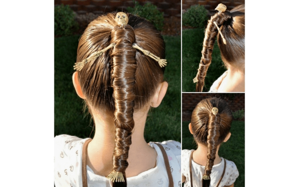 Stylish 12 halloween hairstyles for kids to spook scare and delight Cute Halloween Hairstyles For Short Hair Inspirations