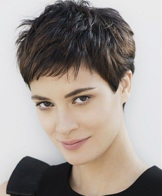 Stylish 20 stylish very short hairstyles crazyforus haircut for Styling Really Short Hair Ideas