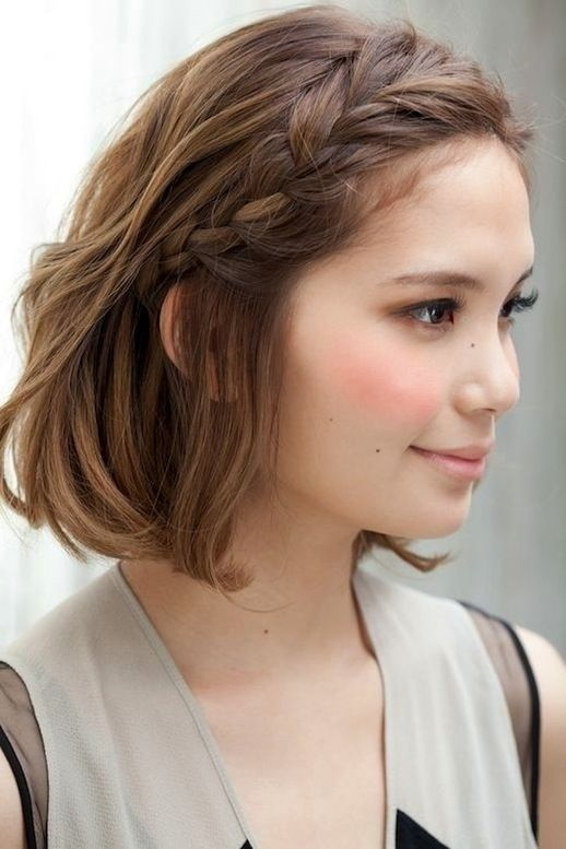 Stylish 22 super cute braided short haircuts hairstyles weekly Short Hair Styles With Braids Choices