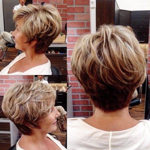 Stylish 34 flattering short haircuts for older women in 2020 Short Hair Styles For Senior Women Choices