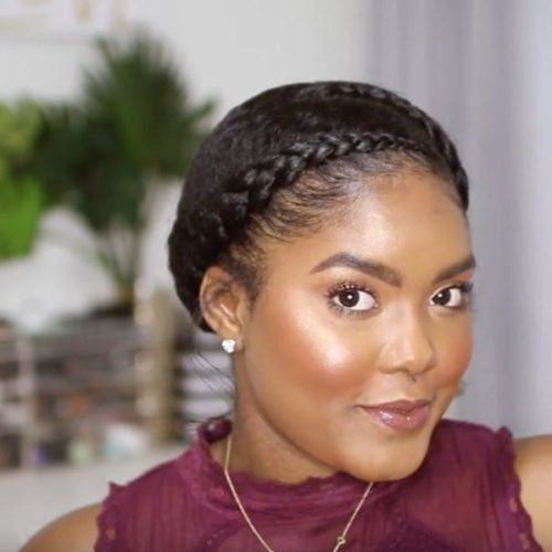 Stylish 56 best natural hairstyles and haircuts for black women in 2020 African American Ladies Hairstyles