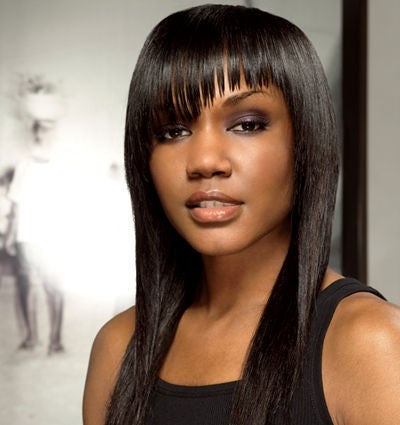 Stylish black hairstyles long hair essence African American Long Hair Styles Designs
