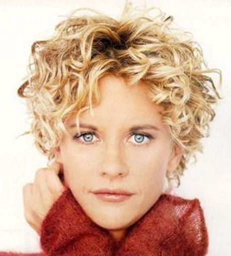 Stylish permed hairstyles short hair short curly haircuts curly Hairstyles For Permed Short Hair Inspirations