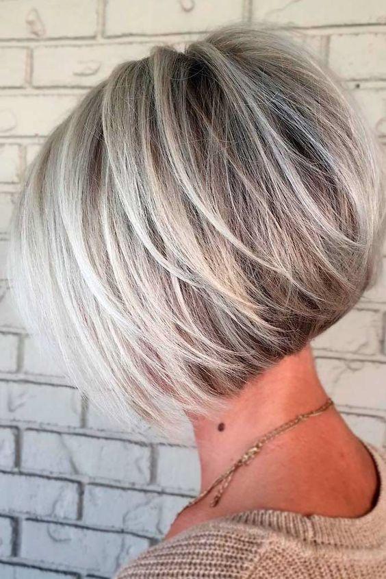 Stylish pin on favorite hair Short Haircuts Bobs Choices