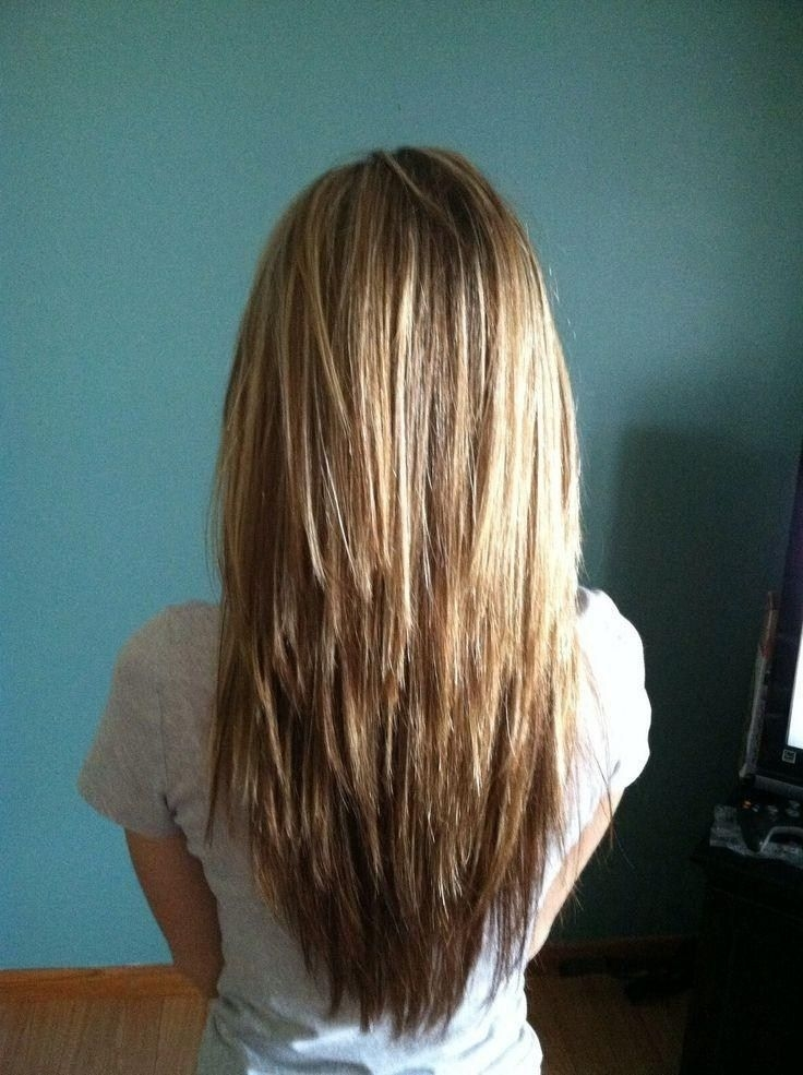 Stylish pin on hair Long Hair With Short Layers Hairstyles Choices