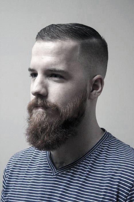 Stylish pin on hair Short Hair And Beard Styles Ideas