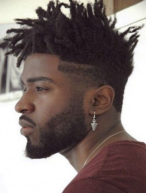 Stylish pin on hairstyles African American Men Hair Styles Ideas