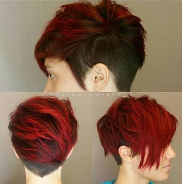 Trend 10 adorable short hairstyle ideas 2020 Short Hairstyles For Red Hair Ideas