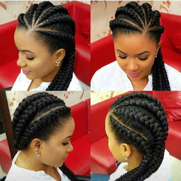 Trend 24 amazing prom hairstyles for black girls for 2020 Simple African American Hairstyles Ideas