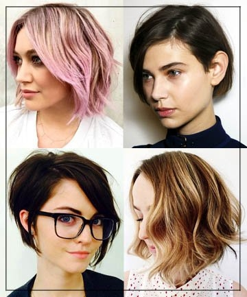 Trend 26 cute short haircuts that arent pixies Cute Short Hairstyles You Can Do At Home Ideas