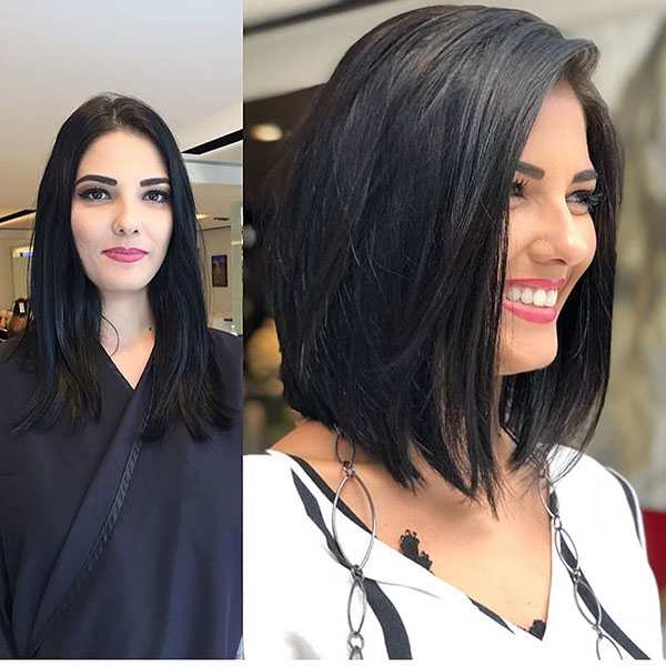 Trend 45 best short hairstyles for thick hair 2019 Best Short Hairstyles For Thick Hair Choices