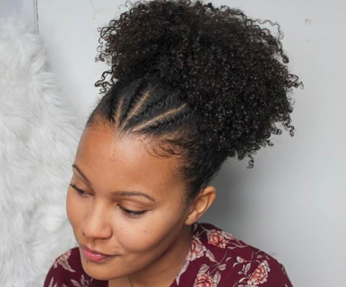 Trend 50 african american natural hairstyles for medium length Natural Hairstyles For Medium Length Hair African American Ideas