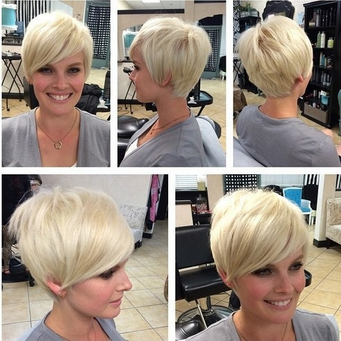 Trend best new short hairstyles for long faces popular haircuts Short Hairstyles For Fine Hair Long Face Ideas