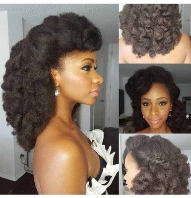 Trend calling all african american natural hair brideswhat is Natural Hair Wedding Styles African American