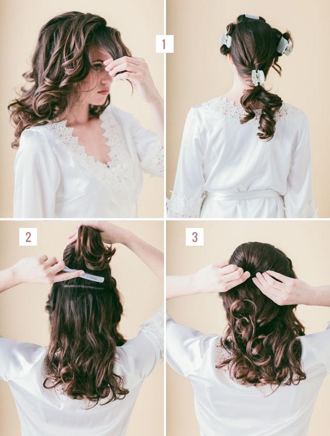 Trend hair tutorial loose braided updo Long Hair Braided Updo Tutorial Ideas