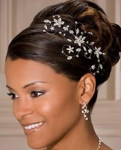 Trend how to choose african american wedding hairstyles Wedding Hairstyles For African American Hair Designs