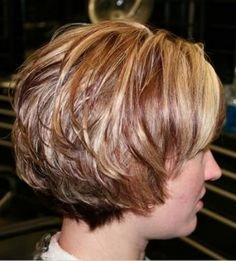 Trend short haircuts front and back view short hair with layers Short Wedge Haircuts Back View Inspirations