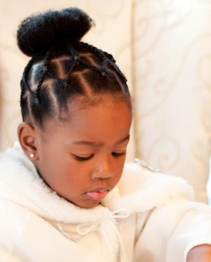 Trend top 10 cutest hairstyles for black girls in 2020 pouted Cute Hairstyles For Black Babies With Short Hair Ideas
