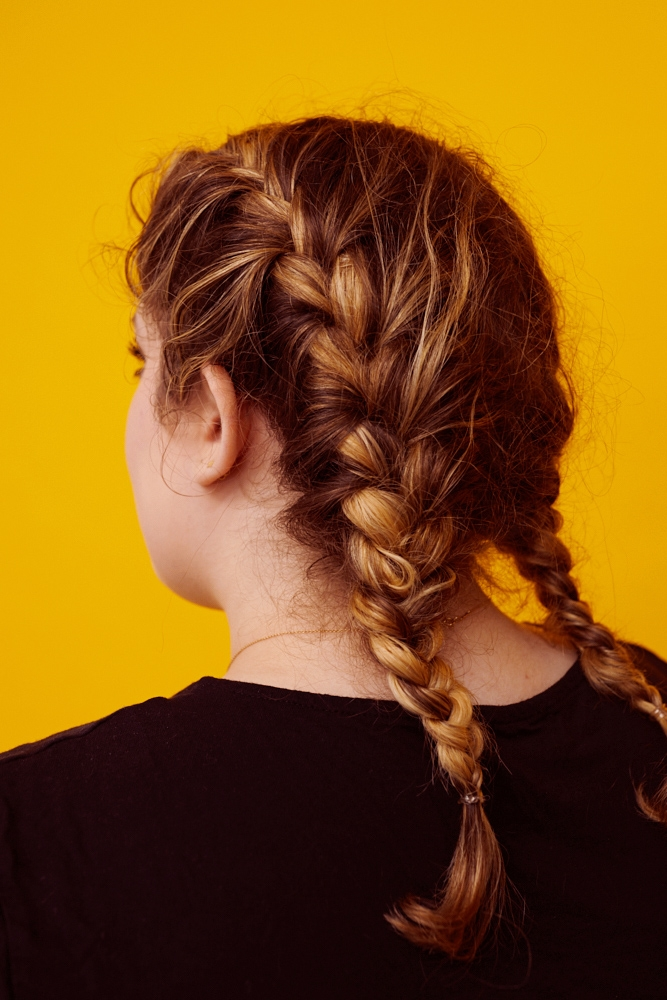 what sleeping in braids to create overnight waves did to 12 Ways To Braid Your Hair Before Bed Inspirations