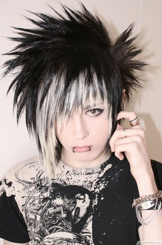 10 best short emo hairstyles for guys in 2015 emo Short Emo/Scene Hairstyles For Guys Inspirations