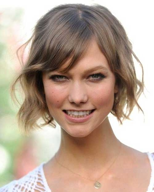 10 short hairstyles for thin wavy hair Short Hairdos For Thin Wavy Hair Ideas