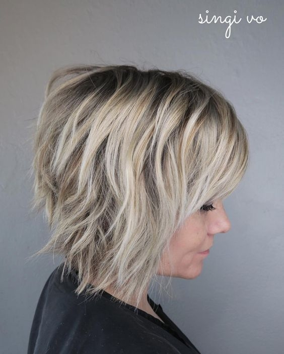 10 short shag hairstyles for women 2020 Pictures Of Short Shag Haircuts Inspirations