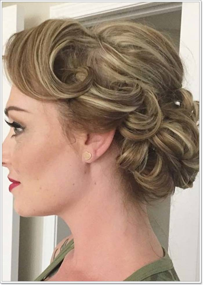 101 amazing updos for short hair Style Suitable For Short Hair Inspirations