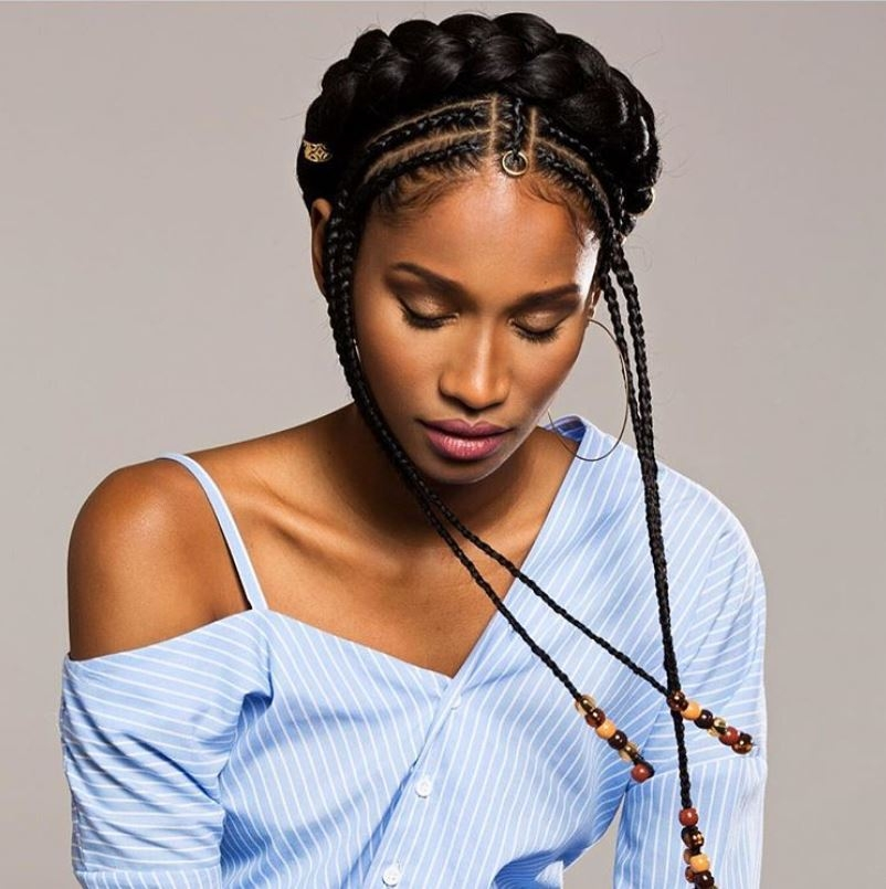 105 best braided hairstyles for black women to try in 2020 Different Hair Braiding Styles For Black Women Choices