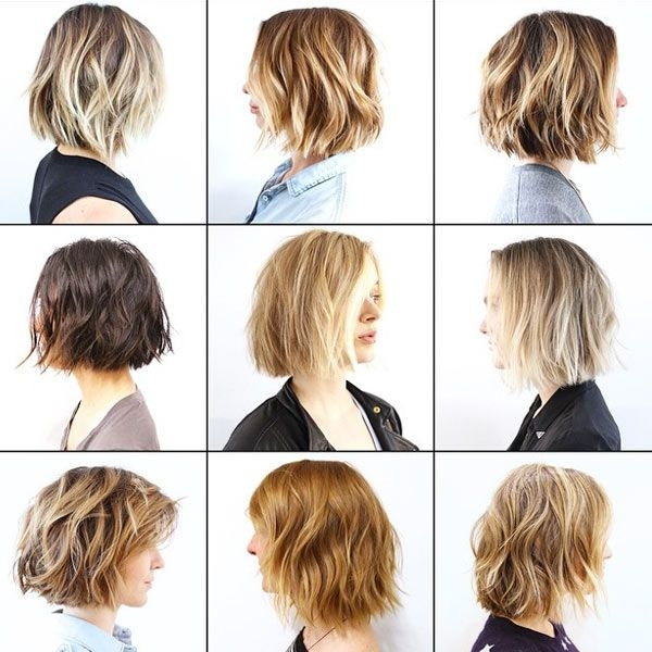 12 reasons to get a short bob in 2015 hair styles short Style Ideas For Short Layered Hair Choices