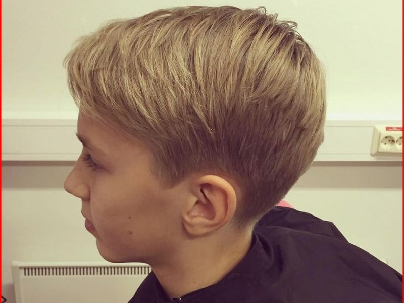 13 year old boy haircuts best kids hairstyle boy Short Hairstyles For 13 Year Old Guys Choices