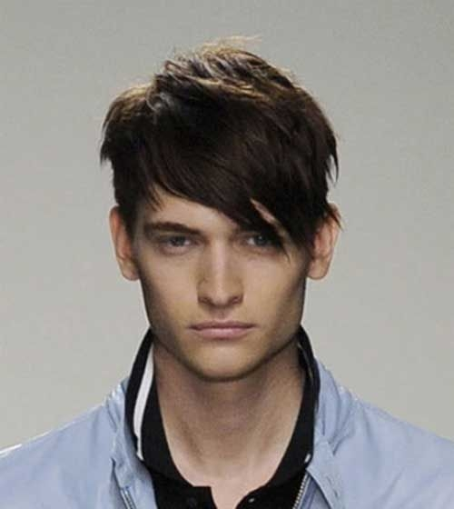 15 best emo hairstyles for men emo hairstyles for guys Short Emo Boy Hairstyles Ideas