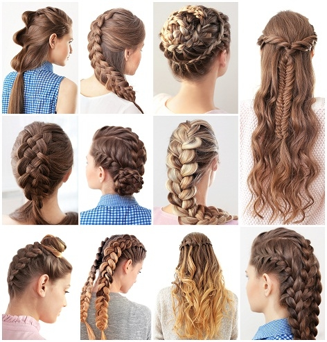 15 cute and easy french braid hairstyles you need to try French Hair Braiding Styles Inspirations