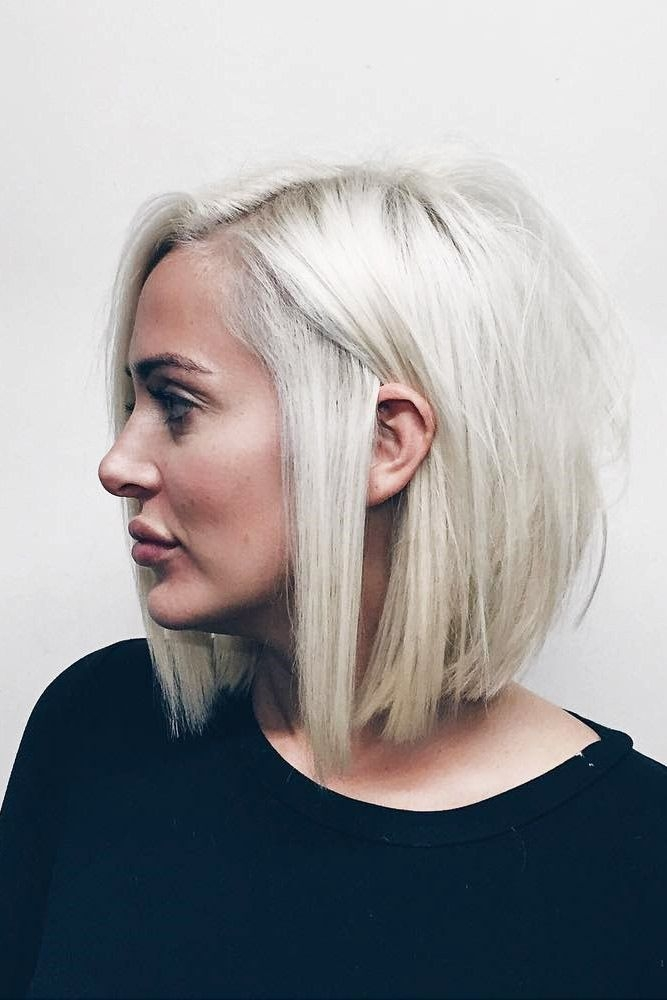 15 short hairstyles for double chin faces hairdo hairstyle Short Hairstyles For Oval Faces With Double Chin Inspirations