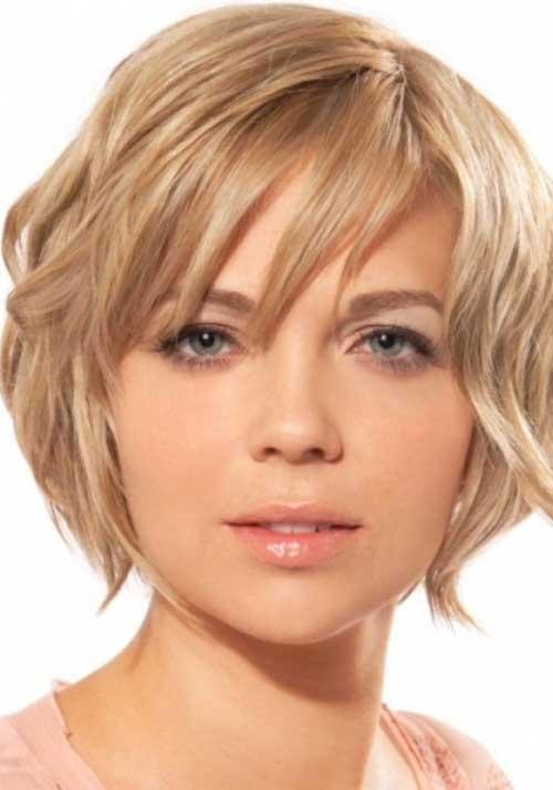 15 short hairstyles for thin wavy hair short hairstyles Short Hairdos For Thin Wavy Hair Choices