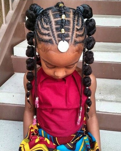 16 more ba girl hairstyle ideas for black kids 6 braids African American Baby Girl Hairstyles