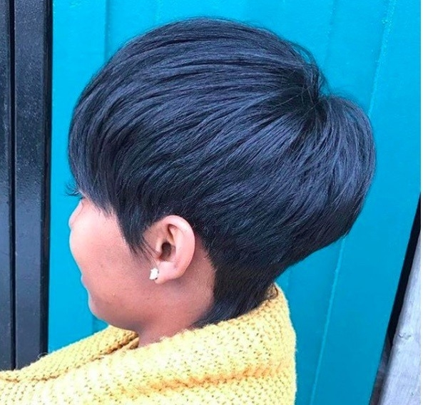 18 best mushroom and bowl cut hairstyles for women in 2020 Short Mushroom Haircut Inspirations
