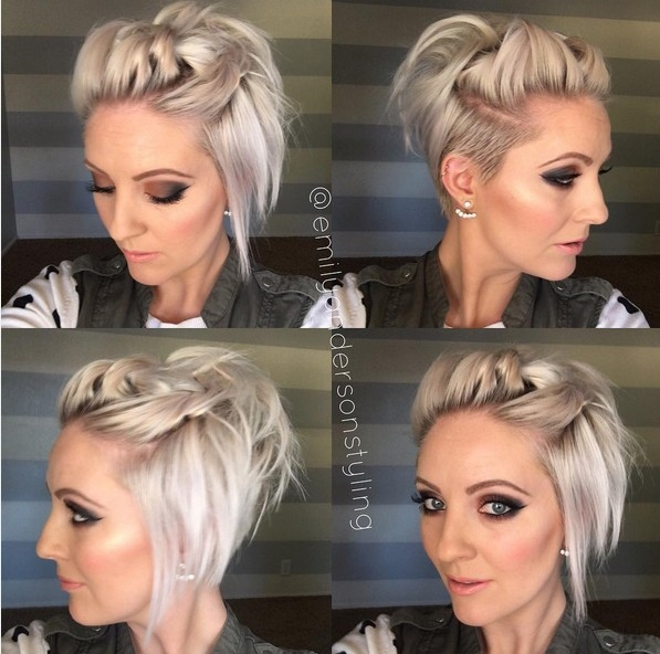 20 adorable short hairstyles for girls popular haircuts Short Spunky Hair Styles Choices