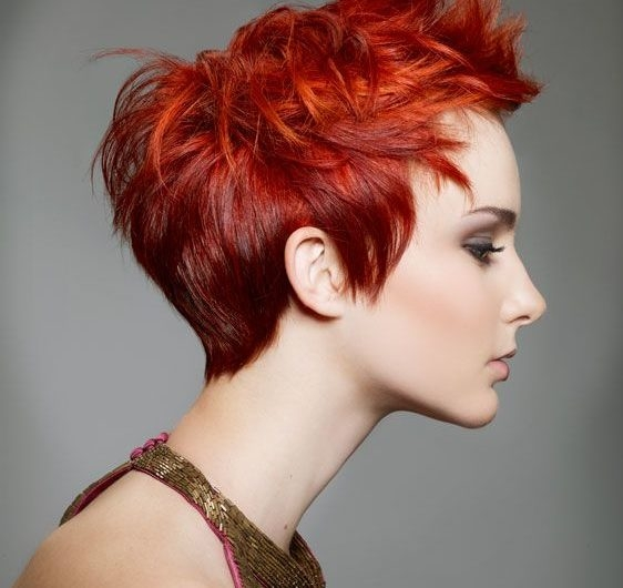 20 alluring short red hairstyles to rock your day with Images Of Short Red Hairstyles Inspirations