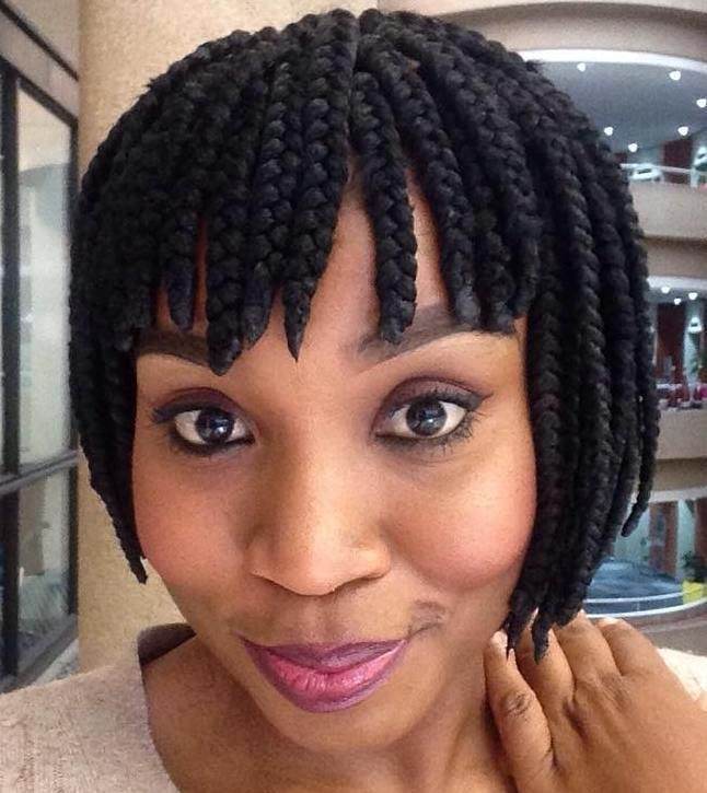 20 ideas for bob braids in ultra chic hairstyles short box Short Bob Braids Hairstyles Ideas
