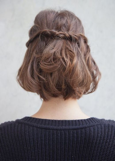 20 short back to school hairstyle to amaze your friends Back To School Hairstyles For Medium Short Hair Inspirations