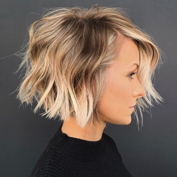 20 short blonde hairstyles to bring straight to the salon Short Blonde Hair Styles Inspirations