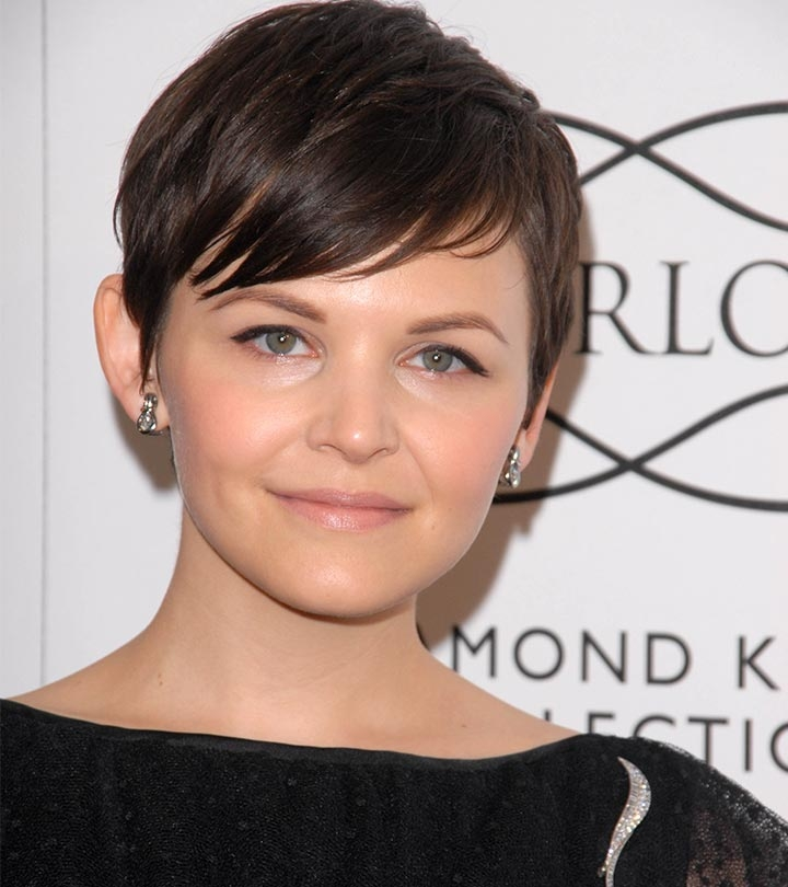 20 stunning short hairstyles for round faces tips and tricks Short Hairstyles For Round Faces And High Foreheads Inspirations