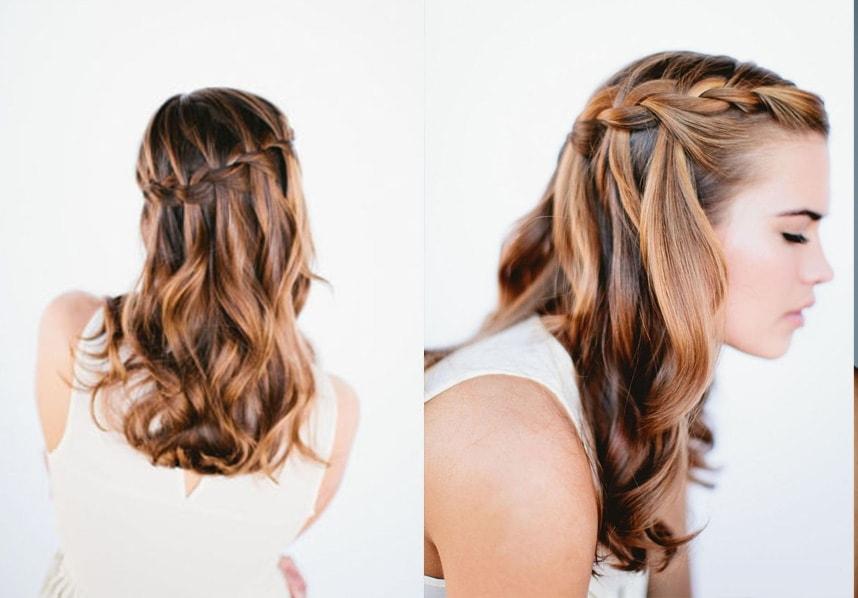 21 braids for long hair with step step tutorials Braided Hairdos For Long Hair Ideas