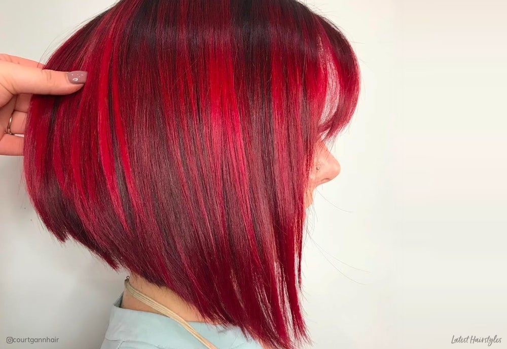 21 stunning short red hair color ideas trending in 2020 Red Short Hair Styles Inspirations